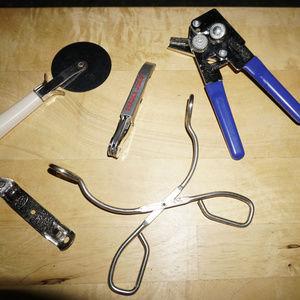 5 piece lot of HQ kitchen gadgets VGUC